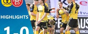 Horsens 1:0 Aab Aalborg