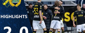 AIK Stockholm 2:0 Hammarby