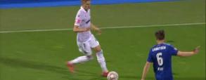 Dinamo Zagrzeb 80:56 Hajduk Split