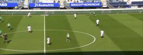 Heerenveen 0:2 PEC Zwolle