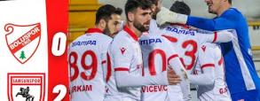 Boluspor 0:2 Samsunspor