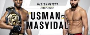 Kamaru Usman 1:0 Jorge Masvidal
