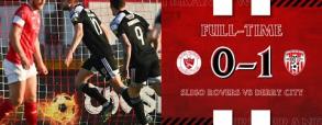 Sligo Rovers 0:1 Derry City