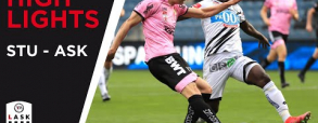 Sturm Graz 0:2 LASK Linz
