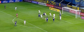 Boca Juniors 2:2 Santos