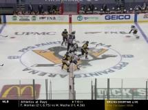 Pittsburgh Penguins 1:0 Boston Bruins