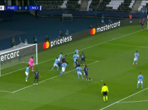 PSG 1:2 Manchester City