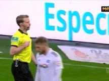 Hamburger SV 1:1 Karlsruher