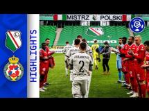 Legia Warszawa 0:0 Wisła Kraków