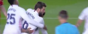 Real Madryt 2:0 Osasuna