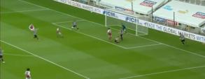 Newcastle United 0:2 Arsenal Londyn
