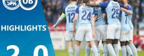 SonderjyskE 2:0 Odense BK