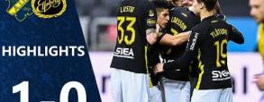 AIK Stockholm 1:0 Elfsborg