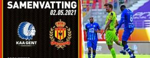 Gent 2:2 KV Mechelen