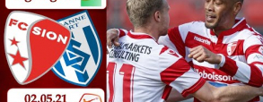 FC Sion 1:1 Lausanne Sports