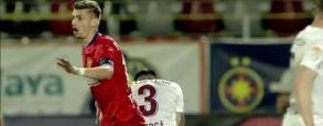 Steaua Bukareszt 1:1 CFR Cluj