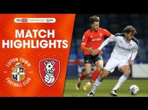 Luton 0:0 Rotherham United
