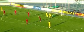 Inhulets 1:0 FK Lwów