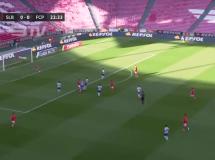 Benfica Lizbona 1:1 FC Porto