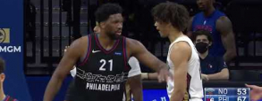 Philadelphia 76ers 109:107 New Orleans Pelicans
