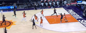 Phoenix Suns 2:1 New York Knicks