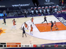Phoenix Suns 2:1 New York Knicks