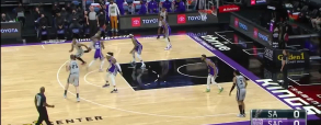 Sacramento Kings 2:1 San Antonio Spurs