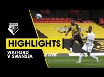 Watford 2:0 Swansea City