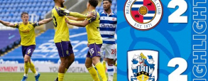 Reading 2:2 Huddersfield