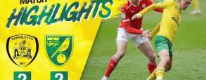 Barnsley FC 2:2 Norwich City