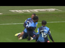 Middlesbrough 0:3 Wycombe