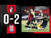 AFC Bournemouth 0:2 Stoke City
