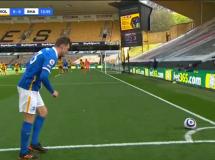 Wolverhampton 2:1 Brighton & Hove Albion
