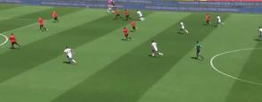 Benevento 1:3 Cagliari