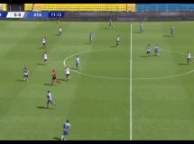 Parma 2:5 Atalanta