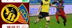 Young Boys 1:2 FC Basel