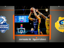 MoraBanc Andorra 86:81 Gran Canaria