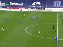 PEC Zwolle 1:3 Den Haag