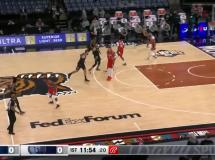 Memphis Grizzlies 115:110 New Orleans Pelicans