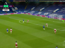 Chelsea Londyn 0:1 Arsenal Londyn