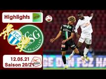 FC Zurich 2:2 St. Gallen