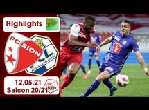 FC Sion 1:1 FC Luzern