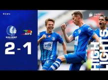 Gent 0:2 Oostende