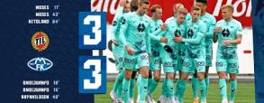 Tromso 3:3 Molde FK
