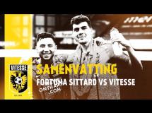 Sittard 3:3 Vitesse
