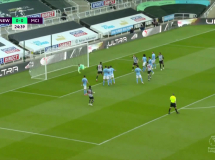 Newcastle United 3:4 Manchester City