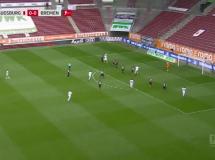 Augsburg 2:0 Werder Brema