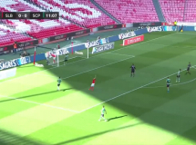 Benfica Lizbona 4:3 Sporting Lizbona