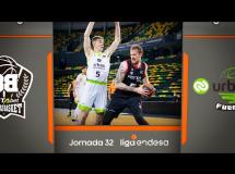 Bilbao Basket 108:124 Baloncesto Fuenlabrada