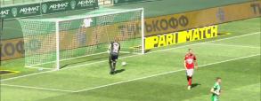 Achmat Grozny 2:2 Spartak Moskwa